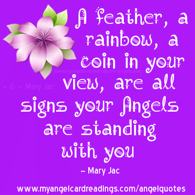Quotes and Sayings About Angels