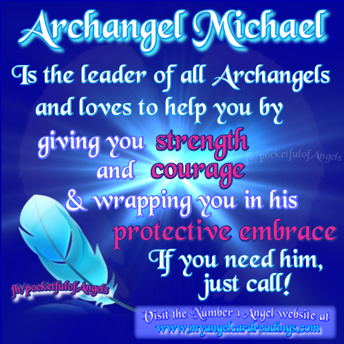 Archangel Images - Archangel Assistance - Learn about the
