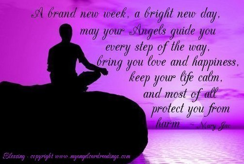 Brand New Love Quotes: Angel Blessings And Poems With Beautiful Images