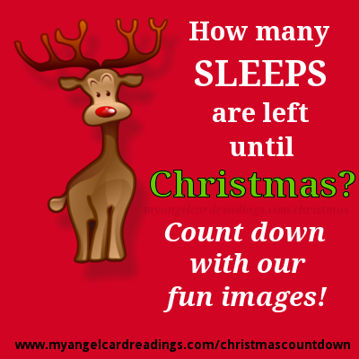 How many sleeps until Christmas? - Christmas Countdown - Countdown ...