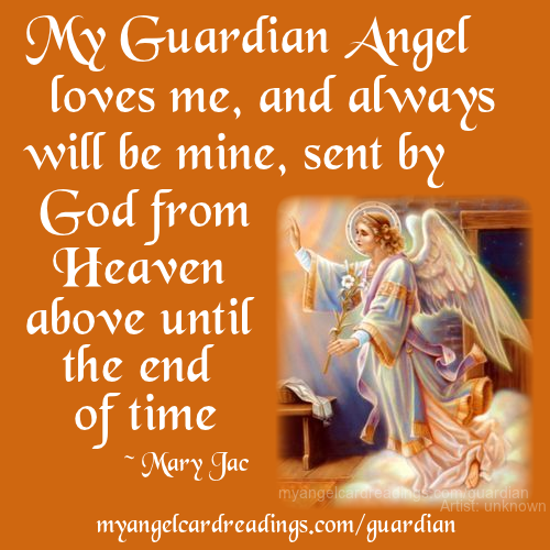 7643b733a75cc Discover your Guardian Angel - Your Guardian Angels name - Guardian ...