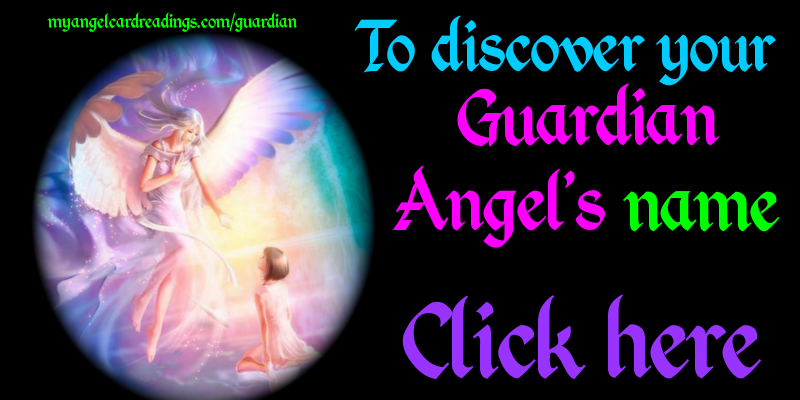 Discover your Guardian Angel - Your Guardian Angels name