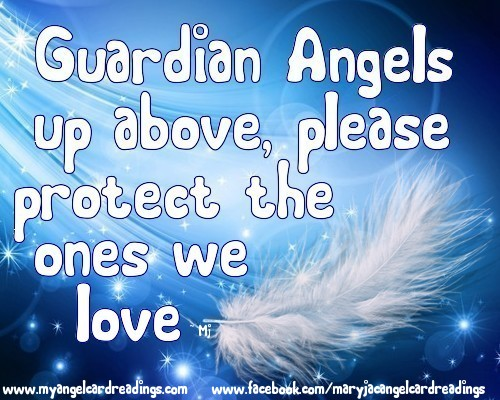 Guardian Angels Up Above