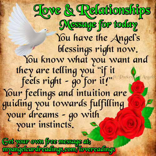 Love cards free angel love card free angel messages love and love free angel cards m4hsunfo