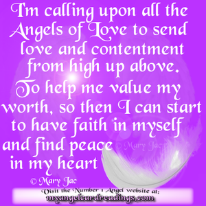 prayer to find my true love If you find your heart has become hardened and full of negativity, call upon archangel chamuel to heal you not sure how deborah durbin shares a simple prayer to help a prayer to attract true love when you feel you keep attracting no-goods, say this prayer tohelp you find your soulmate: find a quiet place, switch off.