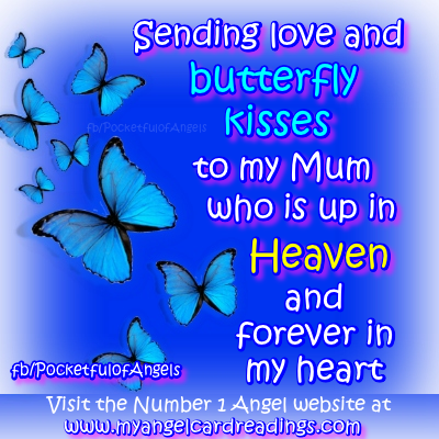 mum mother mothers day flowers quotes heaven