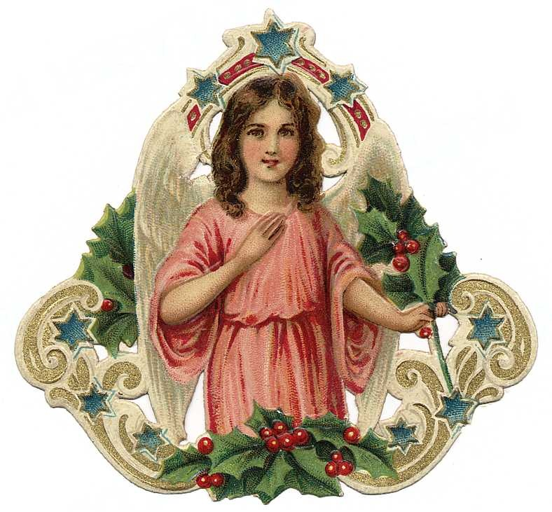 Vintage Christmas Angels - Victorian Angels - The Gallery - Image 6